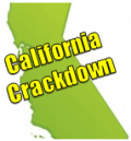 Image for California Medical Cannabis Crackdown