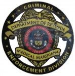 Medical Marijuana Enforcement Division logo
