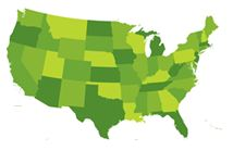 , US Going Green? More Than a Dozen States Could Consider Marijuana Legalization Next Year