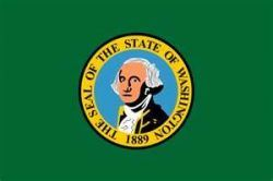 Image of Washington Flag