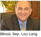 Image of Illinois Rep. Lou Lang