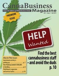 , MJBizDaily launches first print trade publication for America's marijuana industry