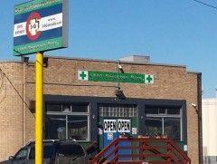 denver marijuana store