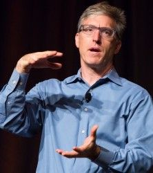 , Levitt: MJ Entrepreneurs Should Seek Out New Ideas