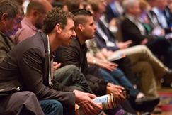 Packed audiences at Marijuana Business Conference & Expo Spring 2015