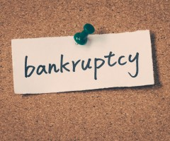 cannabis bankruptcy