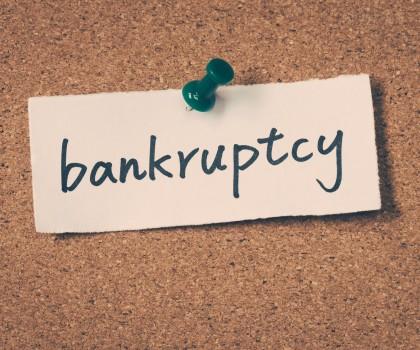 cannabis bankruptcy