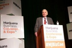 , Nader Offers Words of Encouragement and Warning to Conference-Goers