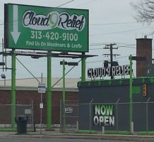 Detroit dispensary
