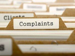 cannabis complaints