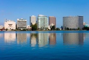 Oakland California stock photo