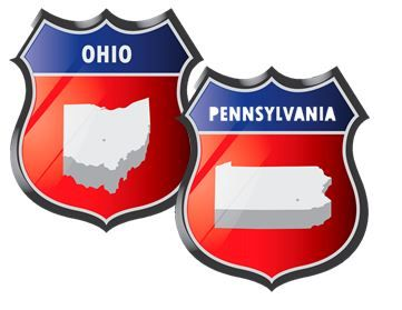 cannabis in ohio and pennsylvania