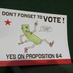 California Prop 64 poster