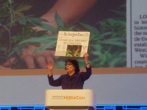 , Marijuana industry's future is bright, MJBizCon speakers say