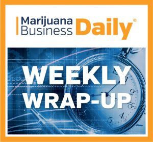 , Week in Review: New Jersey rec MJ legalization, Indiana hemp chaos & cannabis + wine