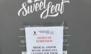, Sweet Leaf undercover sting targeted budtenders for cannabis sales practices