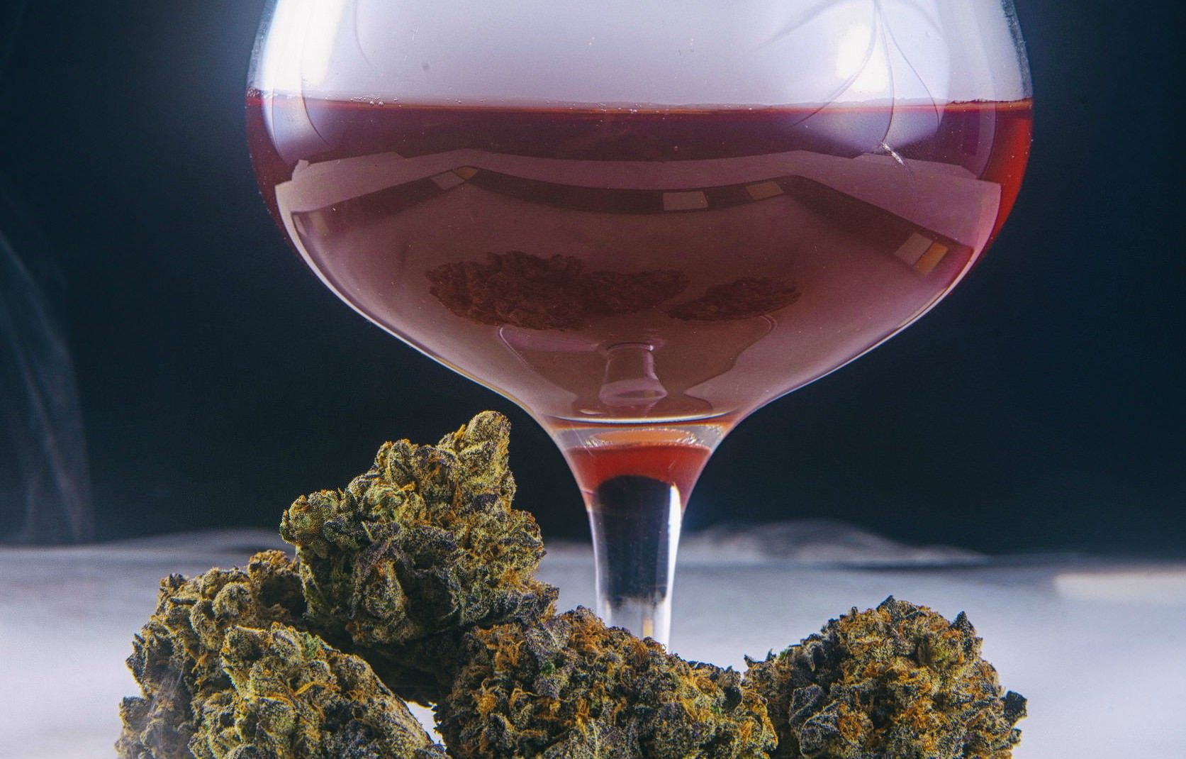 cannabis alcohol association, Key US alcohol trade group endorses legalization of recreational cannabis