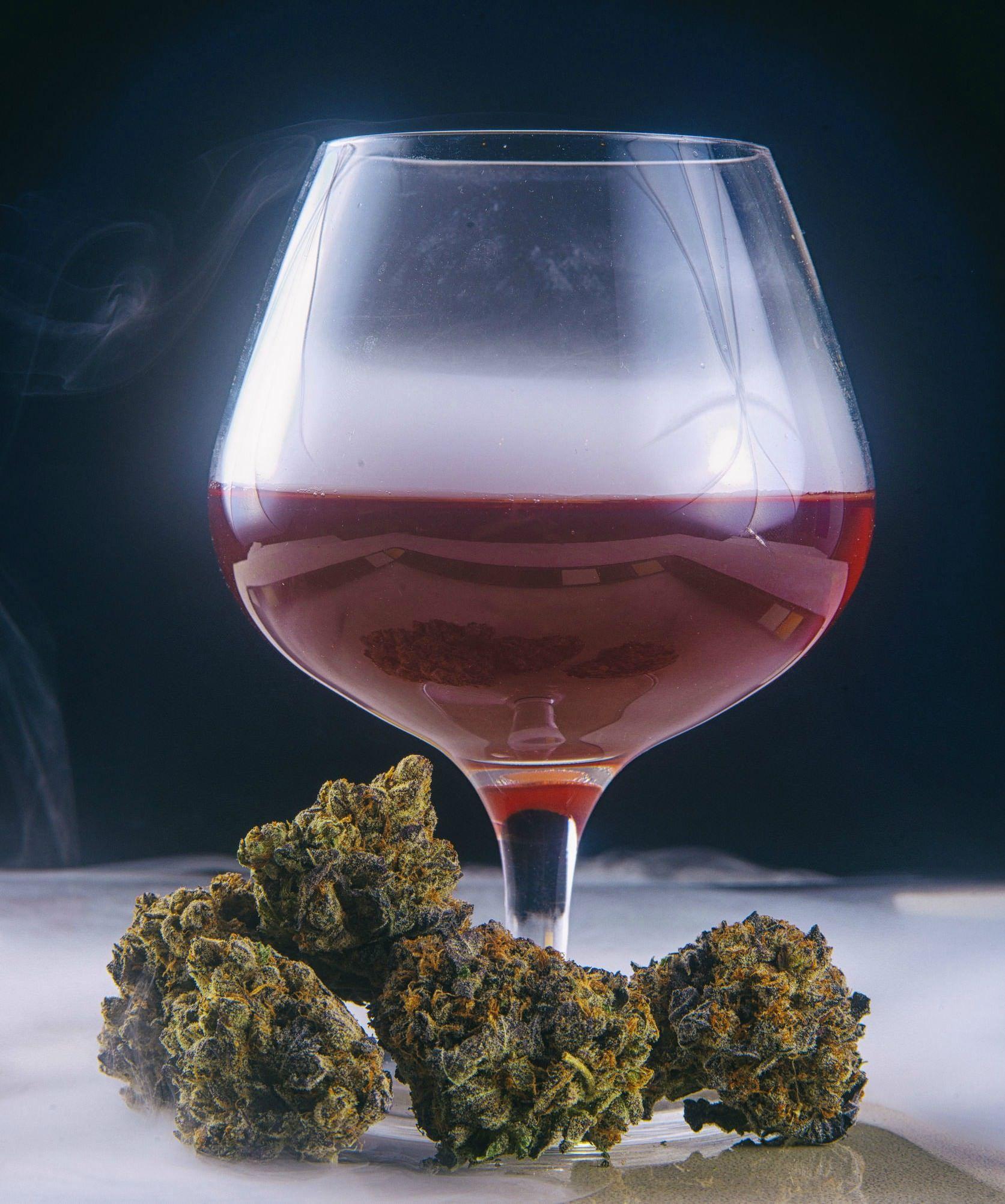 Wine-related firms look to uncork opportunities in marijuana