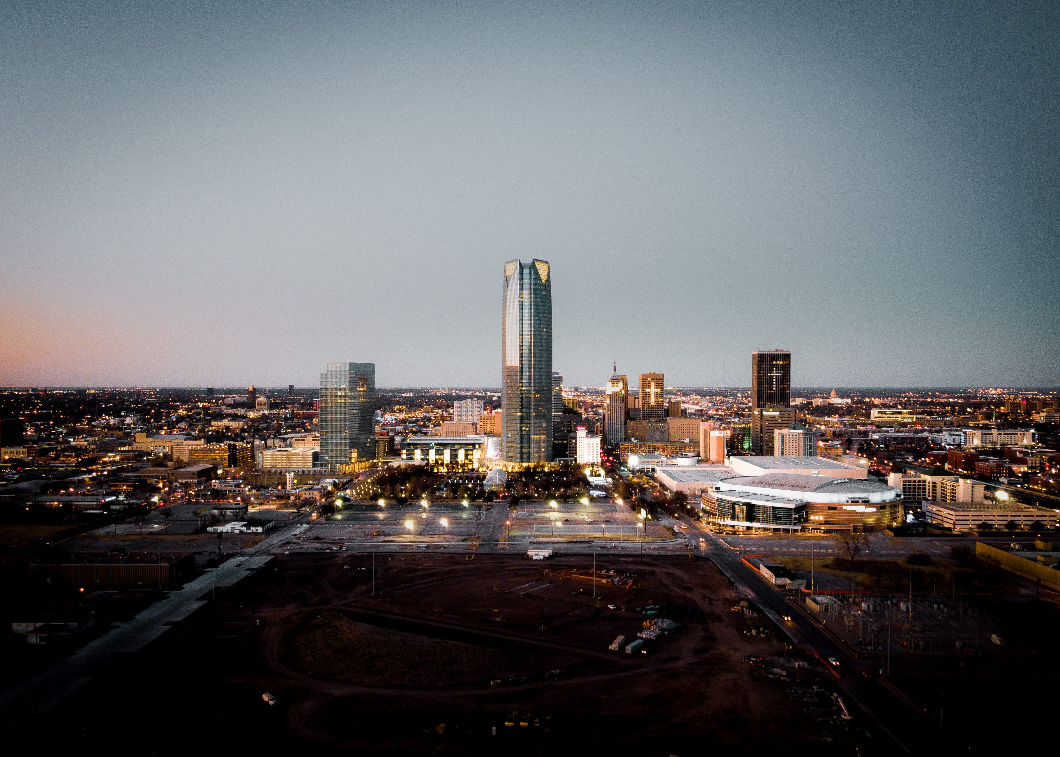 Image result for oklahoma city new construction