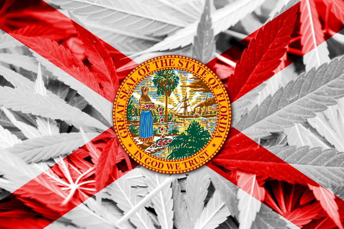 Florida marijuana, Florida bank gives notice it's closing medical marijuana group's account