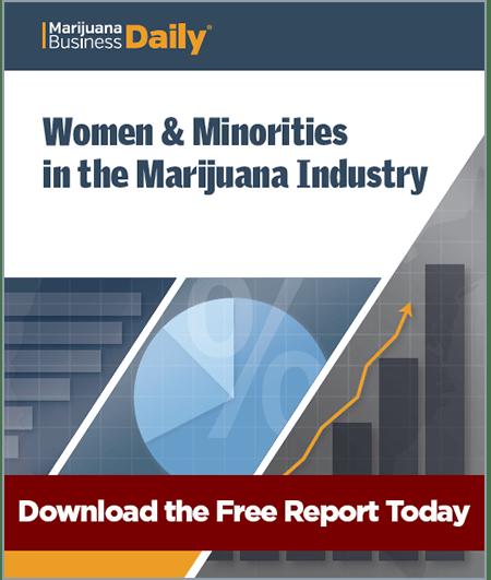 Women & Minorities in the Marijuana Industry, October 2017