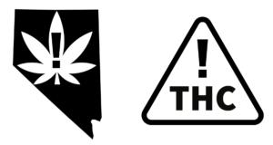 Nevada's Marijuana Enforcement Division edibles symbol, Nevada releases revamped design for mandated cannabis edibles symbol