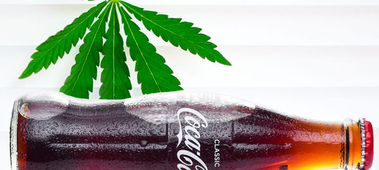 Coca-Cola eyes CBD 'functional wellness beverages' as soda market cools