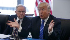 U.S. marijuana industry, The curious approach Attorney General Sessions and President Trump have taken toward cannabis