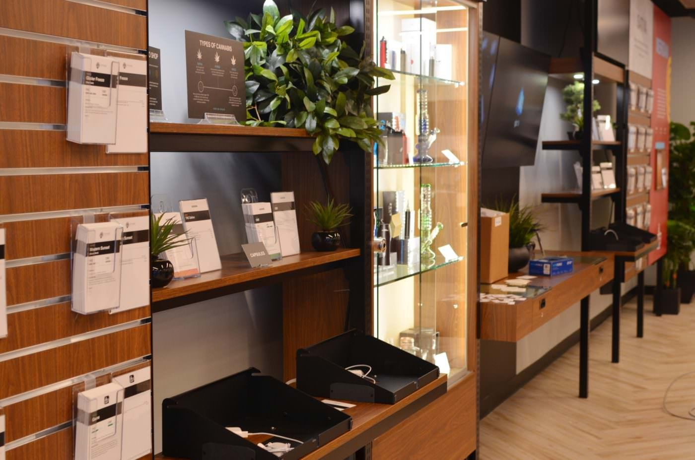 Alberta To License 115 New Cannabis Stores Over Next 6 Months