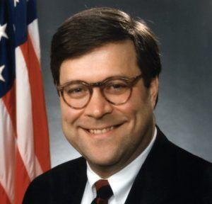 William Barr, Trump taps Justice Department veteran William Barr as attorney general