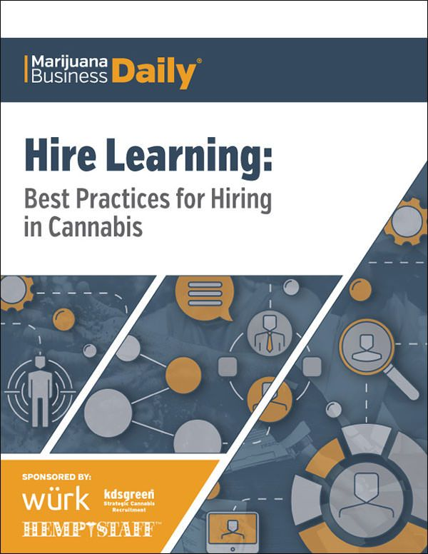 hiring cannabis jobs, Hire Learning: Best Practices for Hiring in Cannabis