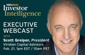 Executive Webcast with Viridian
