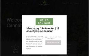 Health Canada warning, Canada warns marijuana companies over 'age gating,' online promotions