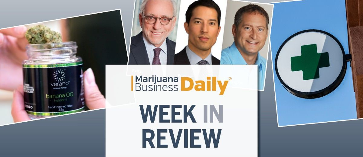 Record-setting acquisition hits US marijuana industry and more of the week's top news