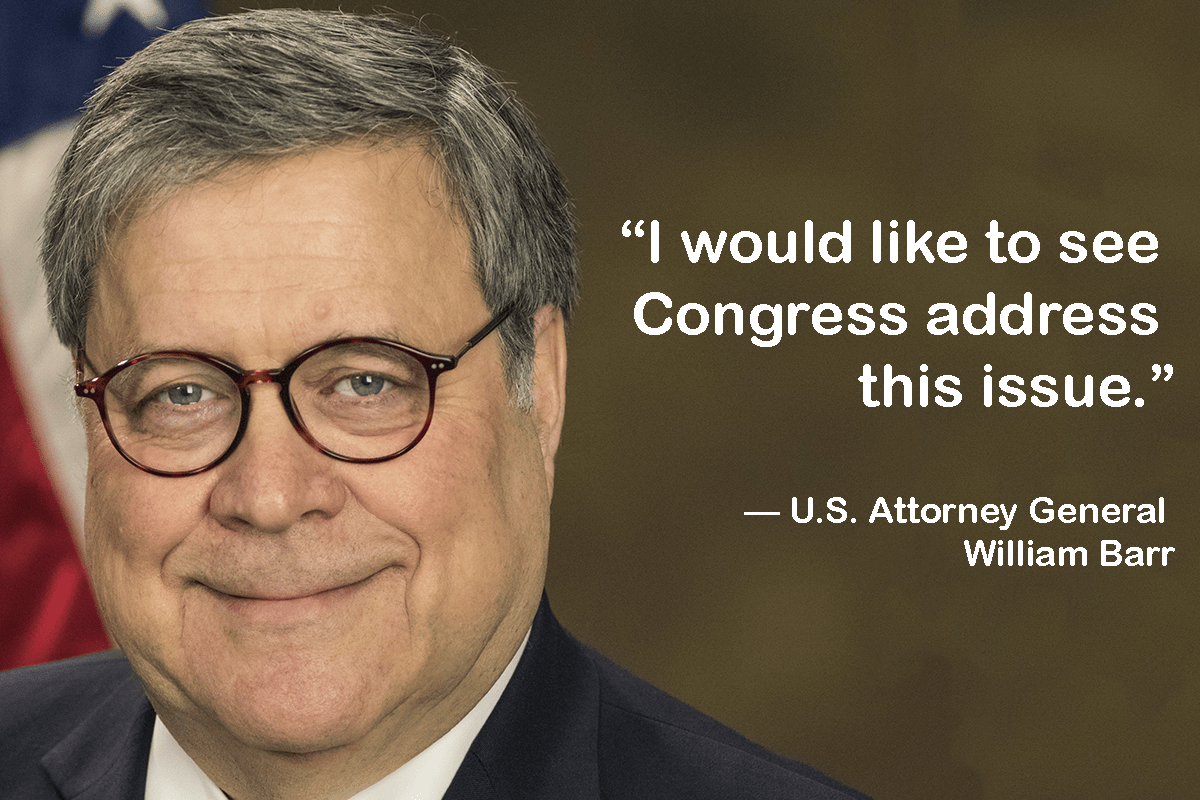 AG Barr shows openness to federal law protecting state-legal cannabis programs& more of the week's top MJ news, AG Barr shows openness to federal law protecting state-legal cannabis programs& more of the week's top MJ news (SLIDESHOW)