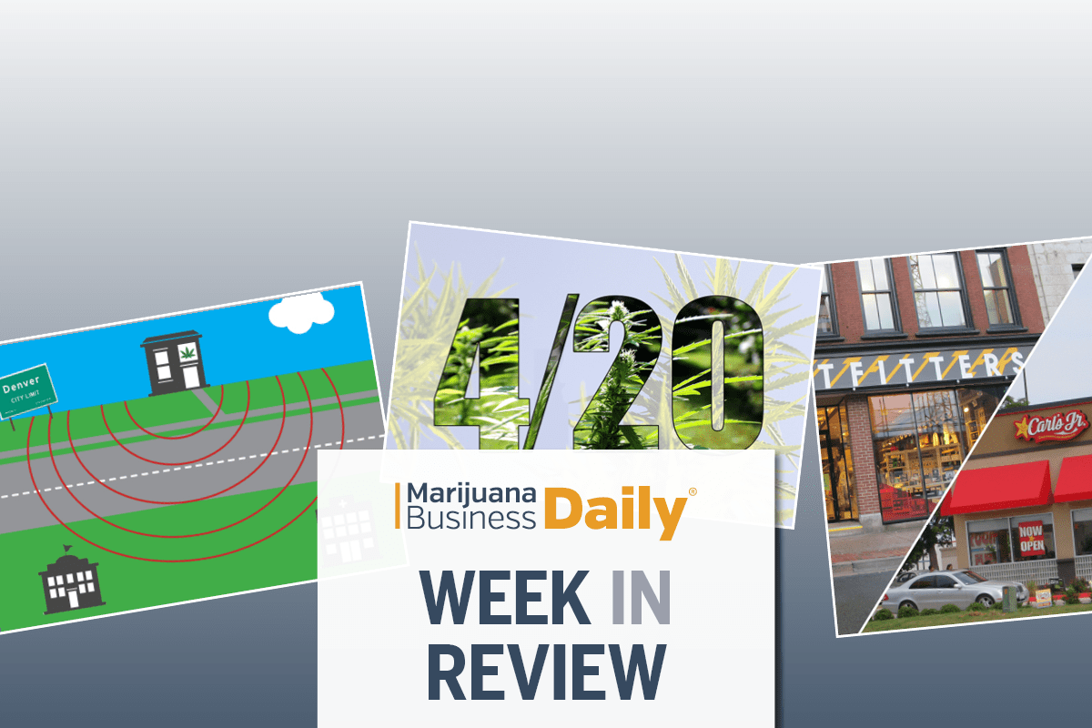 Canopy Growth Acreage Holdings, A $3.4B cannabis mega-deal, marijuana firms prep for huge 4/20 sales, Alaska trade group helps keep MJ critic off state board & more of the week's top news (SLIDESHOW)