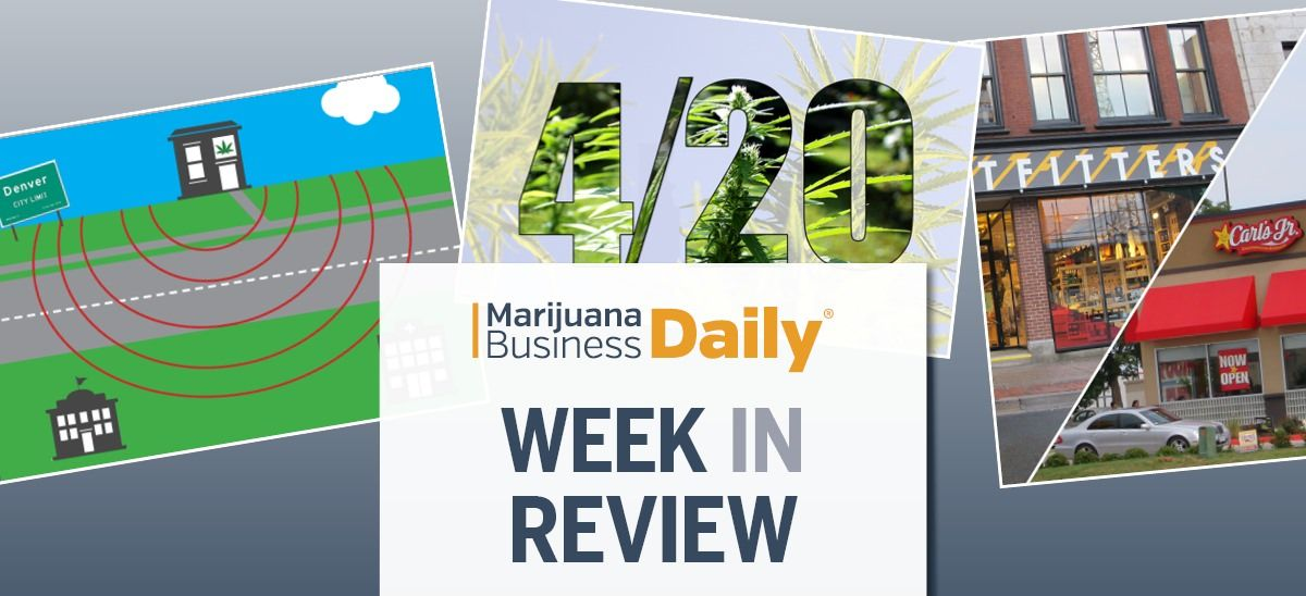 A $3.4B cannabis mega-deal, marijuana firms prep for huge 4/20 sales, Alaska trade group helps keep MJ critic off state board & more of the week's top news (SLIDESHOW)