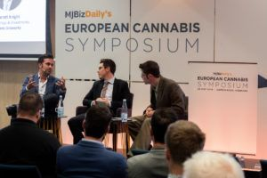 cannabis industry news, IL gov touts adult-use marijuana plan, FL dispensary cap lawsuits, Euro MJ conference & more