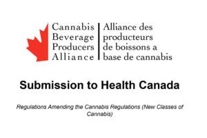 Canada draft infused regulations, Draft infused cannabis regulations in Canada should be eased, group says