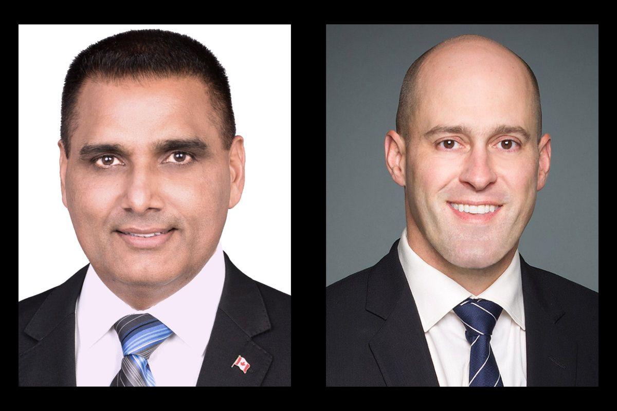 ParcelPal politicians, Active conservative politicians join Canadian cannabis company