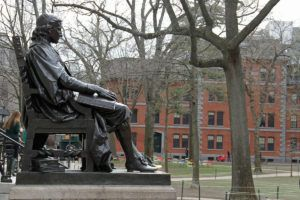 Harvard, Canadian cannabis firm ink 'groundbreaking
