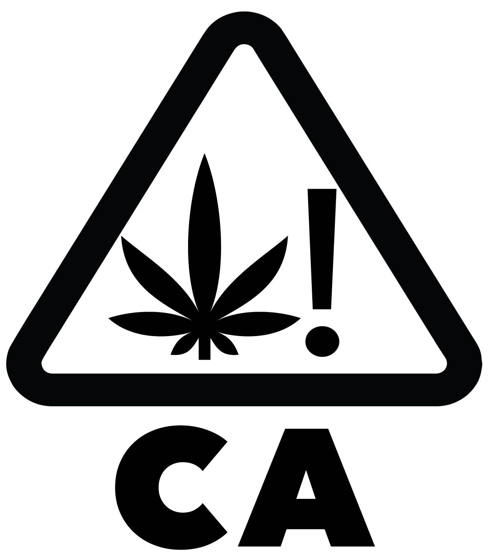 California marijuana vaporizer cartridges require universal symbol