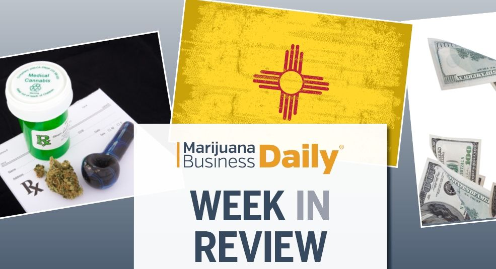 Recreational marijuana New Mexico | Illinois medical