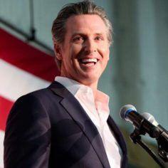 Image of California Gov. Gavin Newsom
