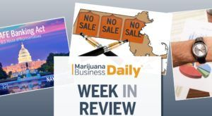 marijuana business news, Week in Review: Momentous marijuana banking vote in US House, vape crisis fallout, MA approves MJ cafes/delivery & more