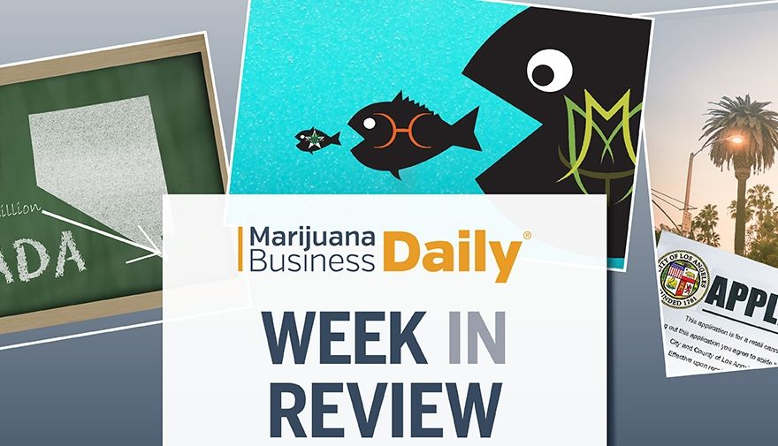 cannabis business, Week in Review: New L.A. cannabis retail permit round, MMJ license race hot in MO, IL restricts electricity/water use for MJ growers & more