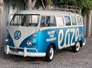 hotel cannabis delivery, In mainstream partnership, Eaze delivers marijuana to California hotel
