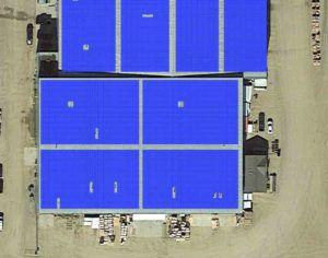 , Alberta cannabis producer readies Canada's largest rooftop solar array