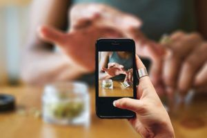 cannabis influencers, Social media influencers can help cannabis businesses get around advertising restrictions