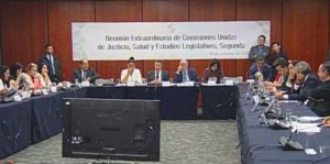 Mexico recreational cannabis, Report: Draft law to legalize recreational cannabis in Mexico handed to Senate commissions